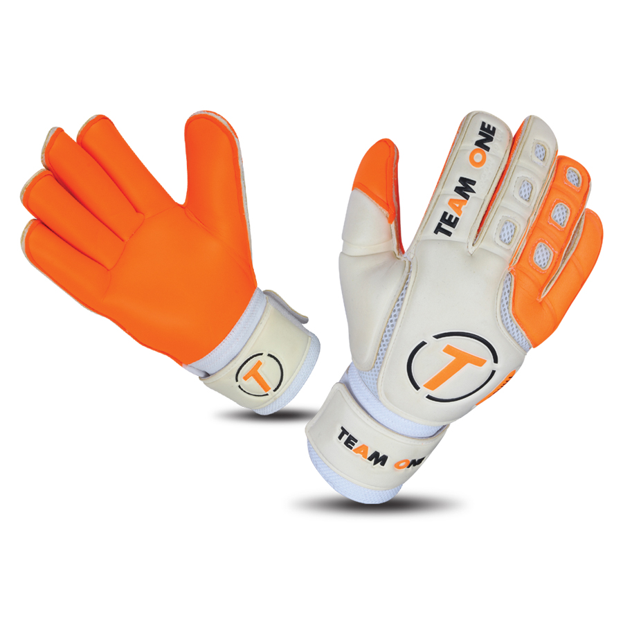 NEW Goalkeeper Goalie Keeper GK Gloves Finger Protect Saving Size