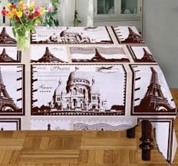 Cotton Table Cloth for Dining Table  from India