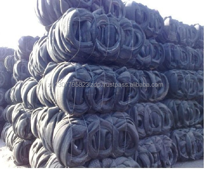 100MT of Tyre Scrap Competitive Price for Sale!