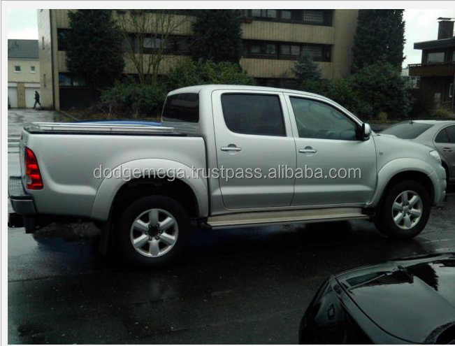 2013 TOYOTA HILUX DOUBLE CAB
