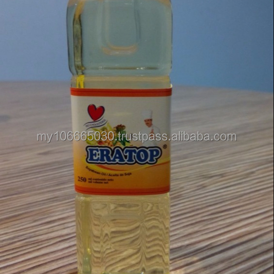 Soya Oil In PET bottle