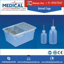 Polypropylene Laboratory Animal Cage