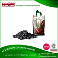 Bulk Supplier of Coconut Shell BBQ Charcoal from Sri Lankan