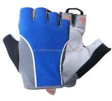 Custom Half Finger Cycling Gloves / Cycling Gloves / bicycle racing breathable sports gloves