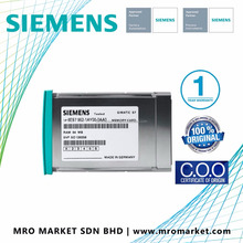 SIEMENS PLC SIMATIC S7, RAM MEMORY CARD FOR S7-400,6ES7952-1AS00-0AA0