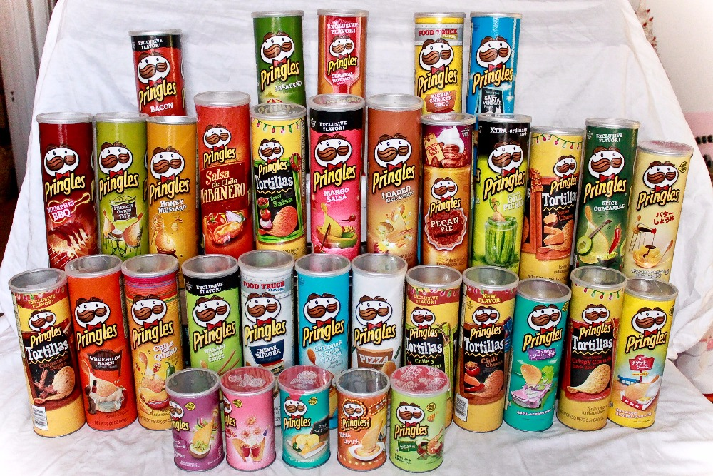 Pringles / Original Ranch / Potato Crisps Snack Foods Chips
