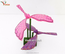 Bamboo Bird for wedding gifts - wedding decoration