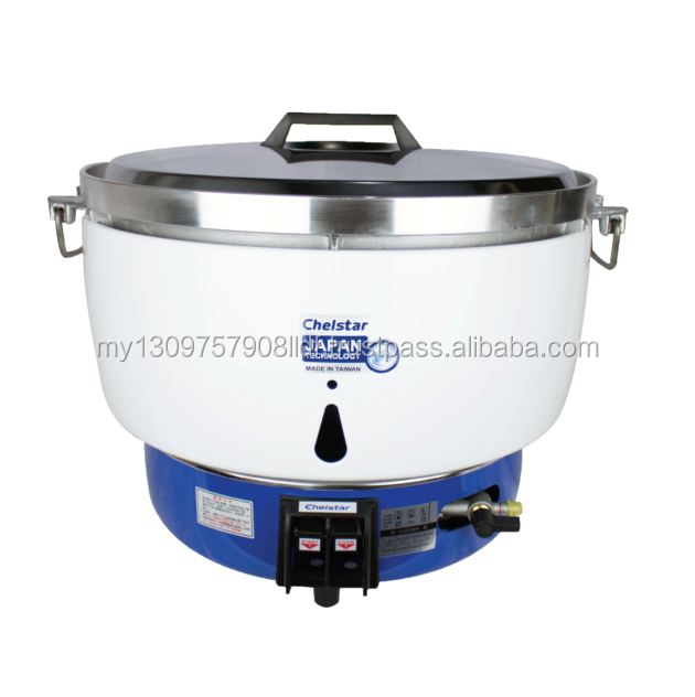 11L Large Capacity Commercial Gas Rice Cooker
