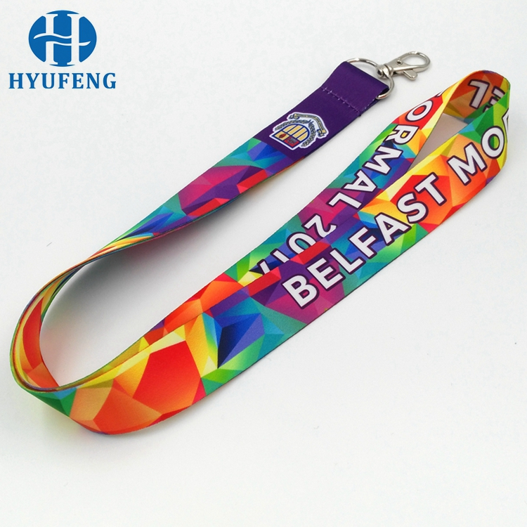 Factory Price Promotional Custom Lanyard