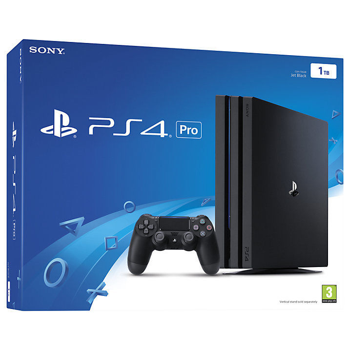 FREE SHIPPING Sony PlayStation 4 PS4 PRO Slim Console 1TB 20 GAMES & 4