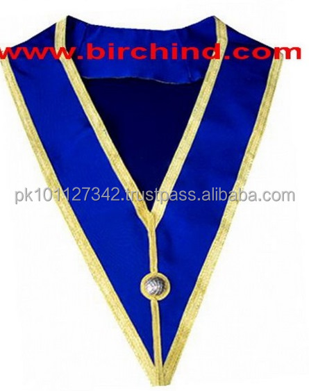 High Quality Masonic Craft Provincial Full dress Collar