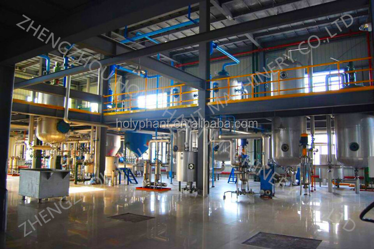 Professional and Factory price palm kernel oil refining machine