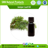 Fresh Juniper Leaf Oil