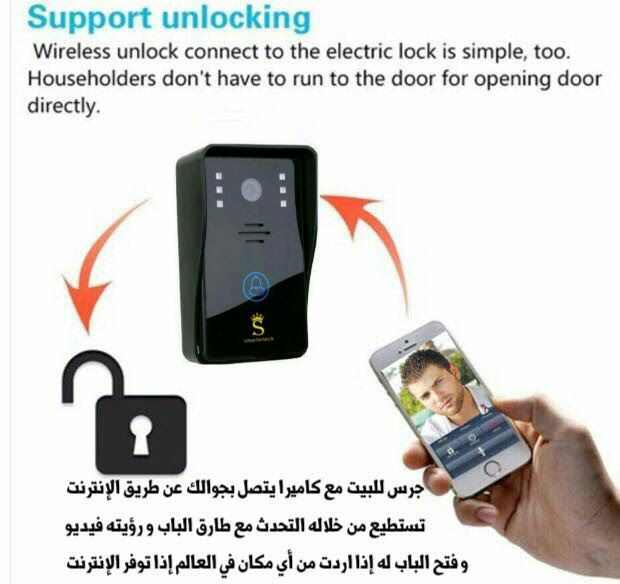 smartertech doorbell