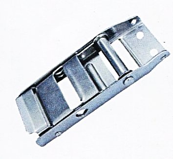 Taiwan stainless steel ladder over center buckle