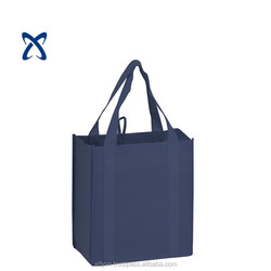 promotional gift shopping laminated pp custom logo non woven bag