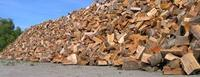 Exports cheap price firewood use for energy