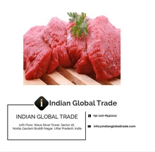 Frozen Halal Buffalo Meat from India - Indian Global Trade