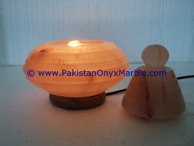 High Quality Natural Crystal Himalayan Rock Salt Lamp Bowl HIMALAYAN IONIC SALT CRYSTAL BOWL LAMP