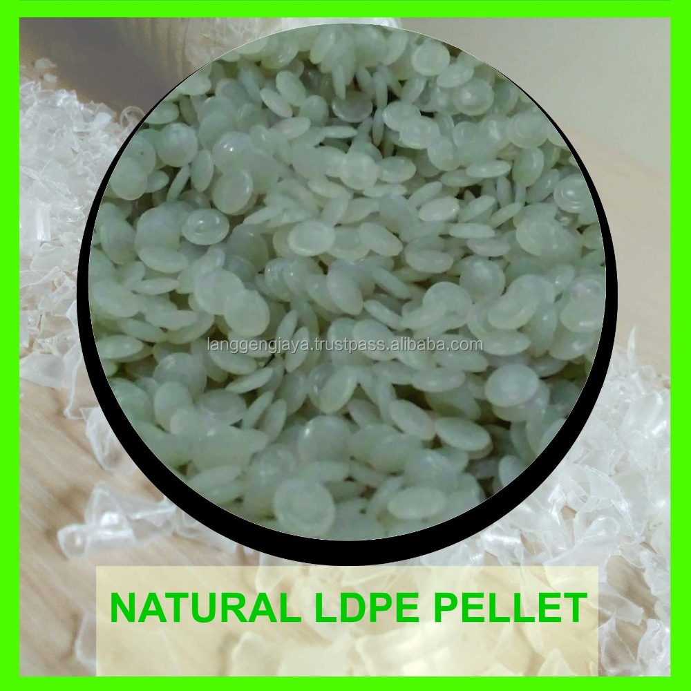 High Quality LDPE Granules Natural Colour From Indonesia
