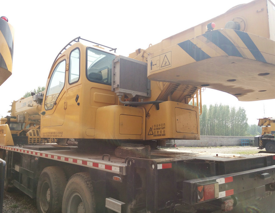 Used XCMG 50ton QY50K-I truck 100% made ni china mobile crane 50 ton for sale