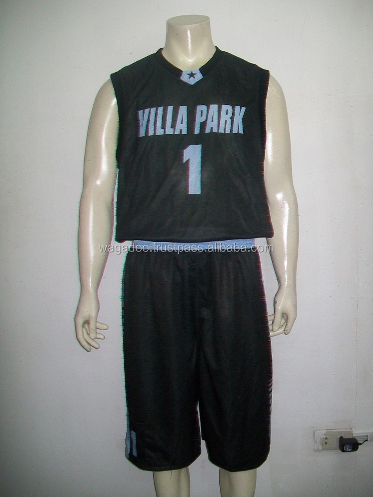 Basketball Man Set Jersey