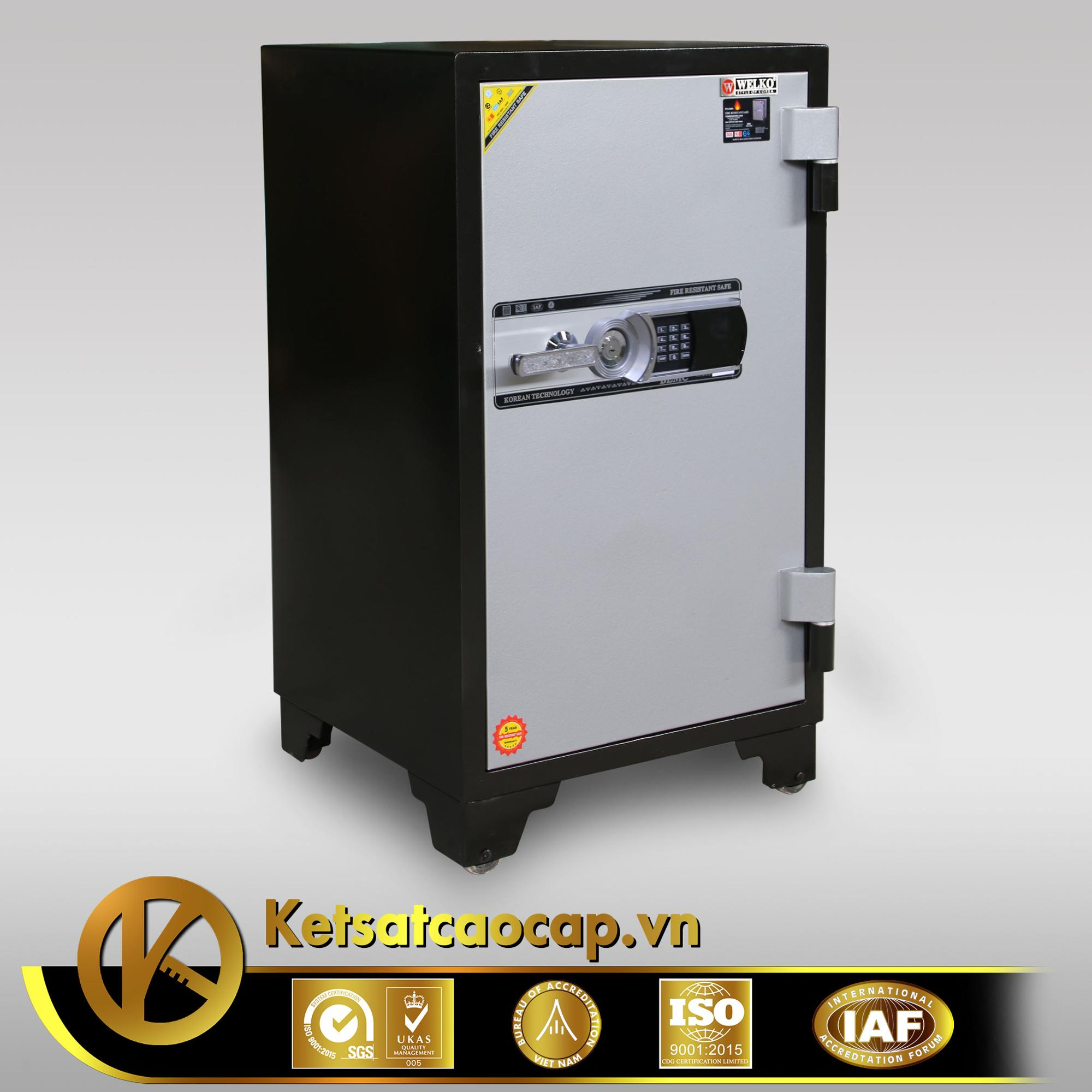 High quality electronic safe 2018 - KS 1070 EK LED