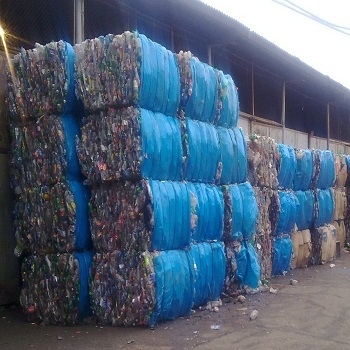 Cold washed 100% clear PET bottle scrap / recycled PET Resin Factory price