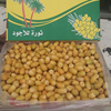 Fresh yellow dates (cv. Barhi) at Khalal stage of maturity were obtained from a commercial farm in Qassim, Saudi Arabia.
