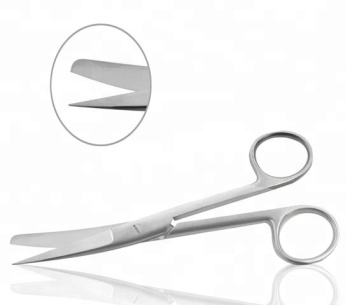 Dissecting Operating Scissors Surgical Instruments