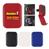 Auto Air Vent Freshener With Phone Holder - folds front down to securely hold your phone with anti-slip phone pad