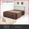Malaysia Bedroom Furniture Jane Latest Queen bedroom Metal bed frame designs