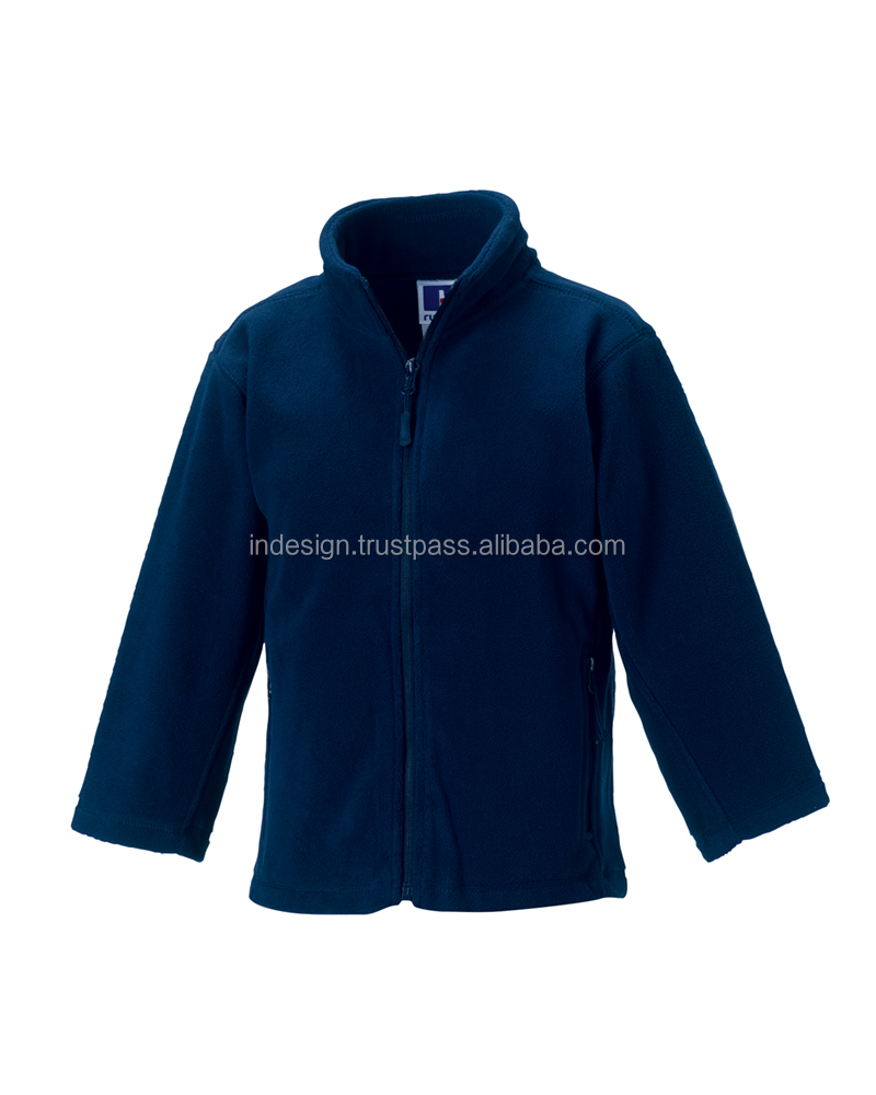 CHILDREN'S FULL ZIP OUTDOOR FLEECE