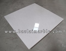 Best quality extremely PURE White Marble tile Cheap price