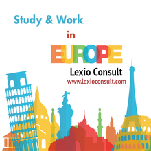 Study and work in Europe, blue card, invitation letter, residence