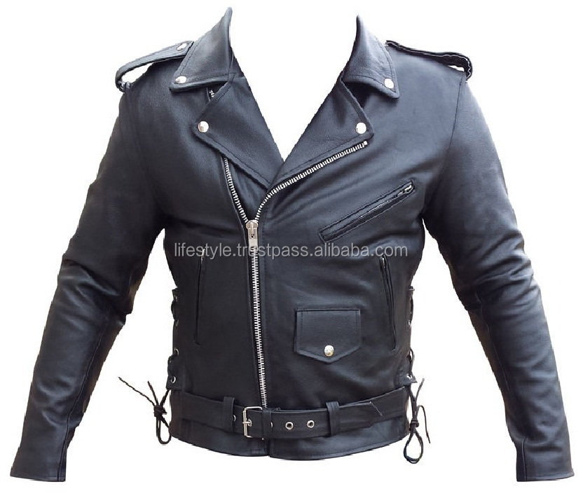 jacket genuine leather jacket cheap brand name fashion leather jackets