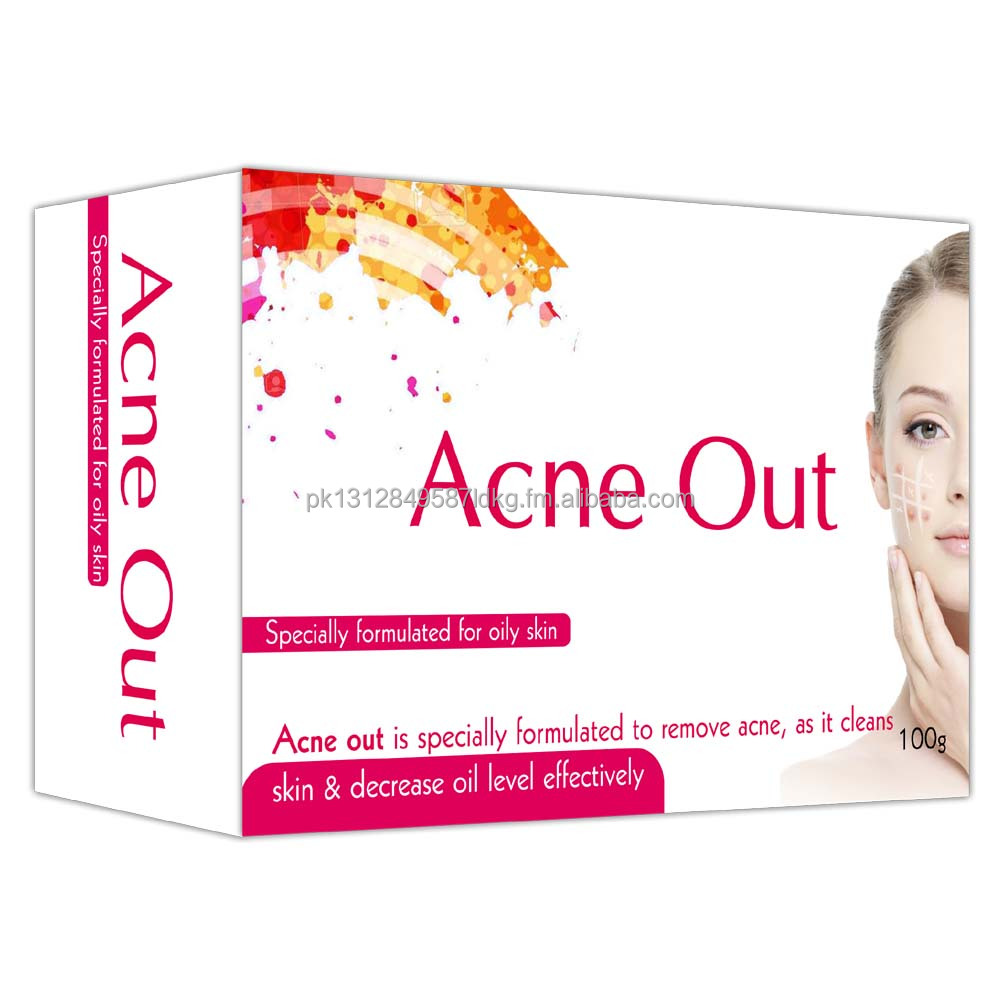 Acne Out Soap - Acne Soap