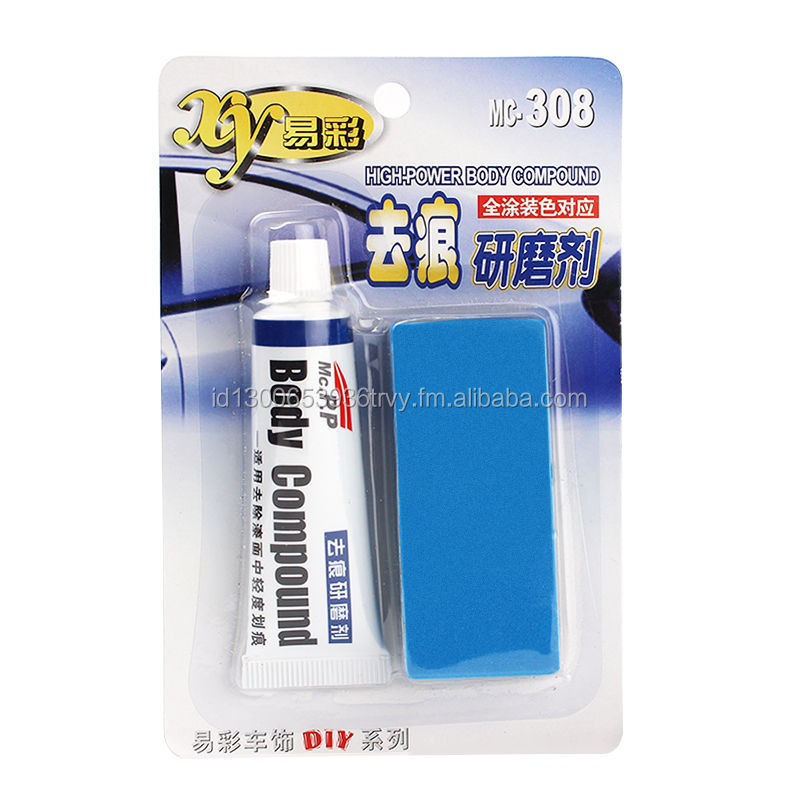 New High Quality Useful Body Compound Paste for Car Auto Scratching Paint Care