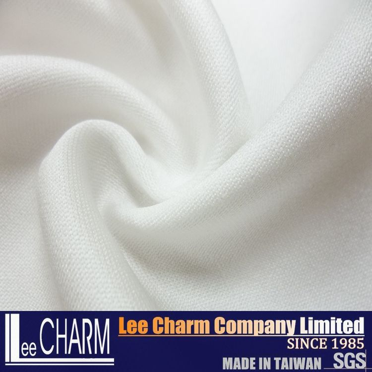 CS615 Taiwan Washable Modal 100 Polyester Dutch Satin Clothing Fabric
