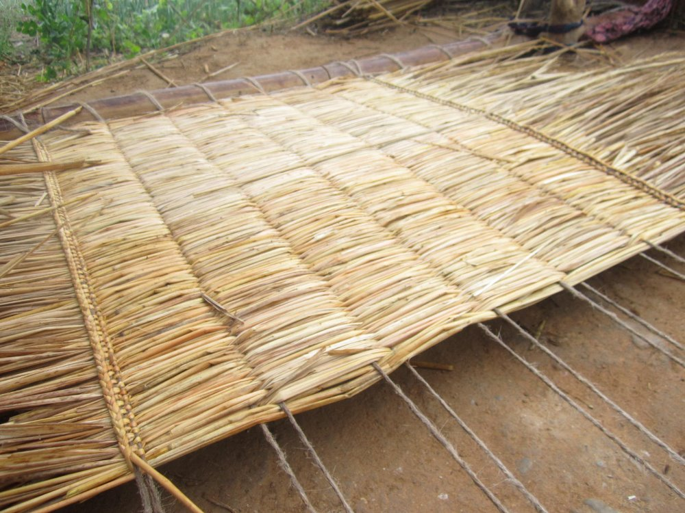 Traditional Straw Carpets from Nepal/ Hay straw mats handmade in Nepal