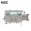 Factory Direct Compact Stainless Steel Vacuum Glove Box for Laboratory Usage
