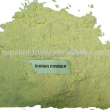 "High Quality Vacuum Freeze Dried Durian "" Monthong "" powder . Made in Thailand"