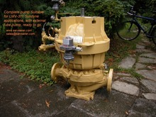 Complete Pump/ compressor, assembled gearbox, Spare parts suitable for Sundyne