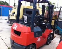 Good quality 2 mast used 1.5 ton Toyota forklift for sale/ toyota forklift with low price