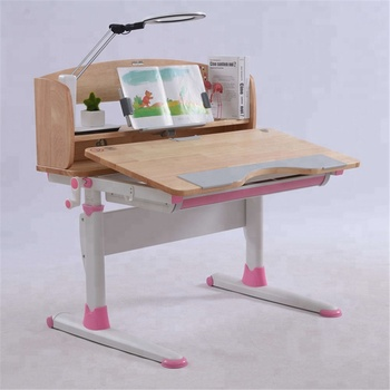 GMYD China Manufacturer Solid Wood Furniture Study Table for Children