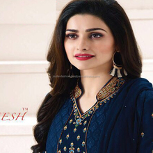 Celebrity Prachi Desai Stylish Salwar suit