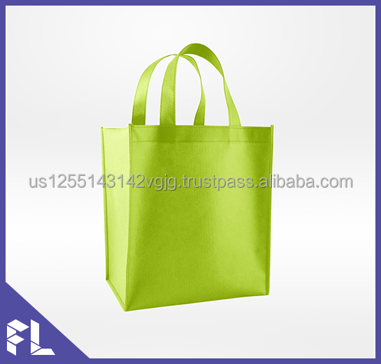 Wholesale Custom New Pictures Printing Reusable Non Woven Shopping Bag