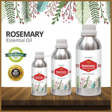 Rosemary Essential Oil Pure and Natural (Rosmarinus officinalis)