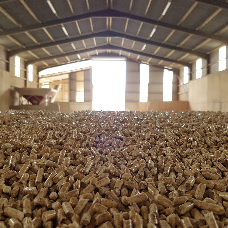 High Energy Biomass Fuel Wood Pellet