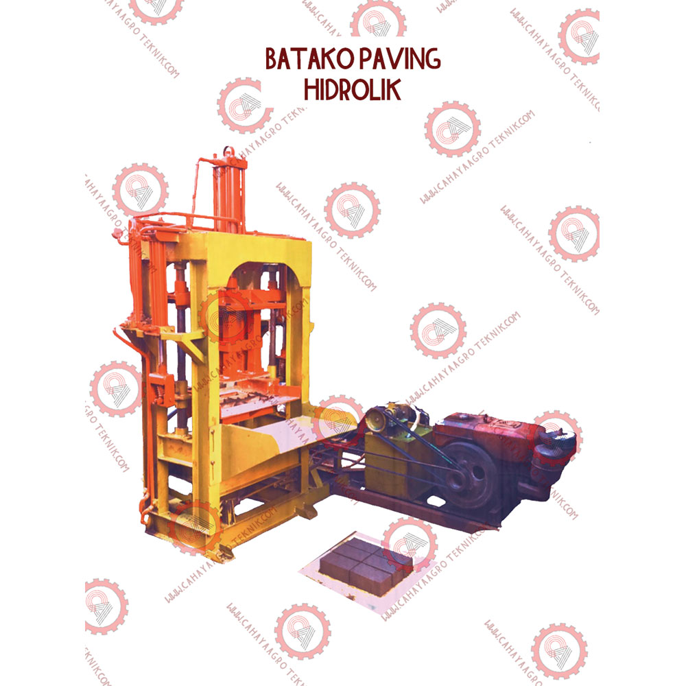 Top Quality Hydraulic Brick Laying Paving Machine